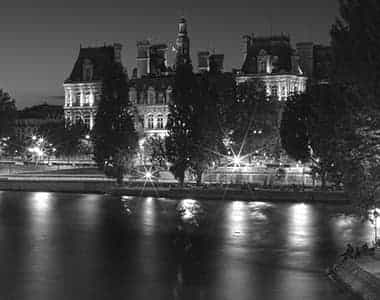 Paris By Night - Mairie